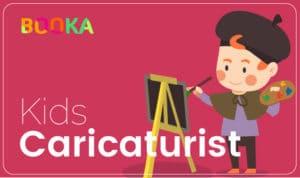 kids-caricaturist